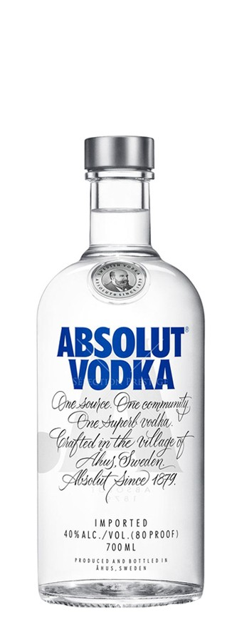 Idyllica Vodka Absolut