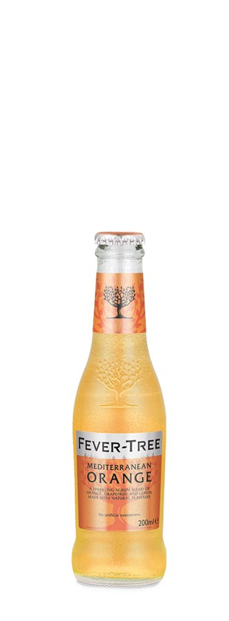 Idyllica Mixer Fever-Tree Mediterranean Orange