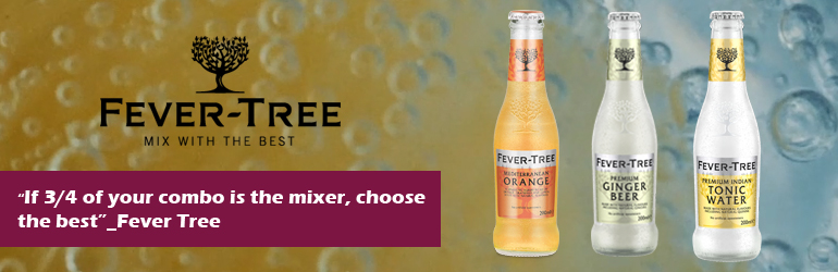 Fever Tree Choose the best