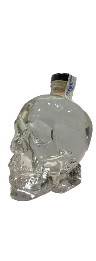 Crystal Head Vodka Canada