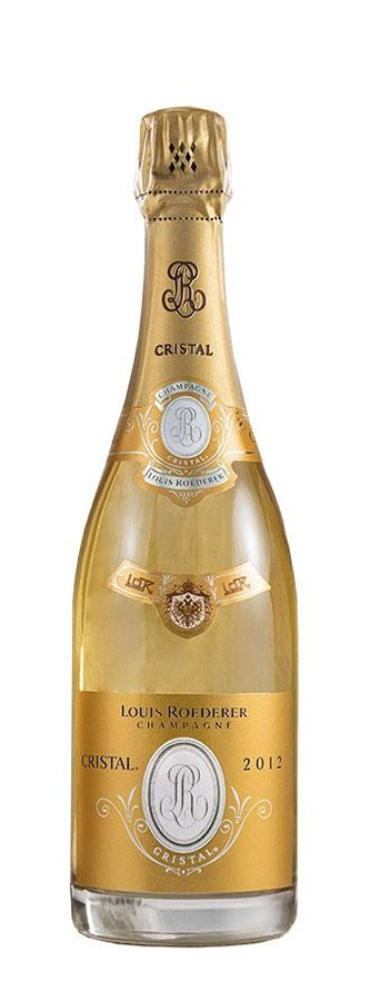 Idyllica champagne Louis Roederer Cristal