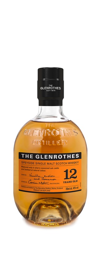 Idyllica Whisky The Glenrothes 12