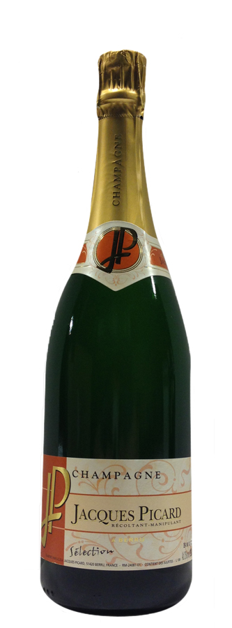 Jacques Picard Selection Brut
