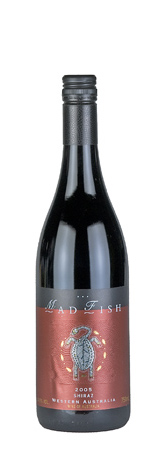 Madfish Shiraz