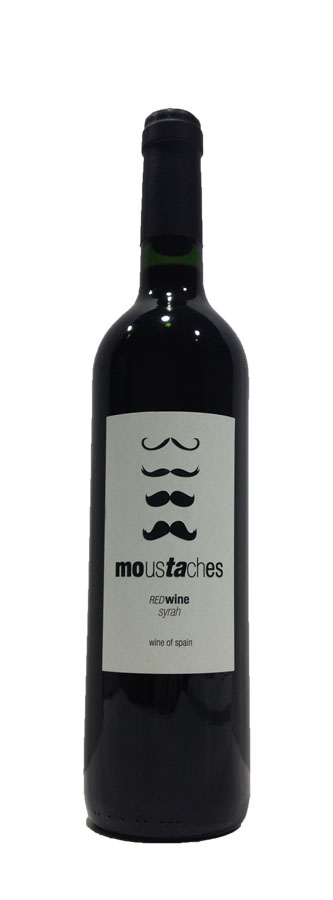 Moustaches Wine